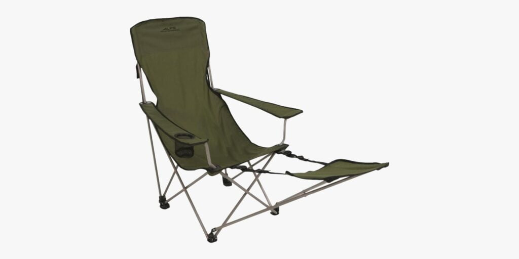 best camp chair with footrest