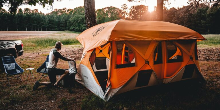 The best 8 man tent options for 2021