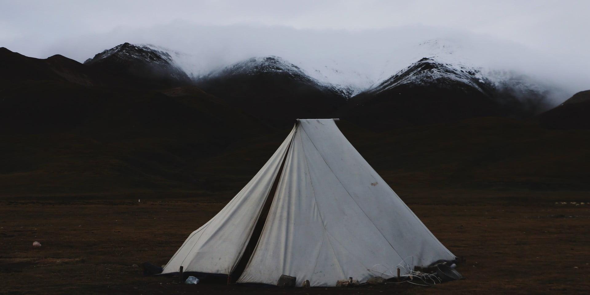 best winter canvas tents
