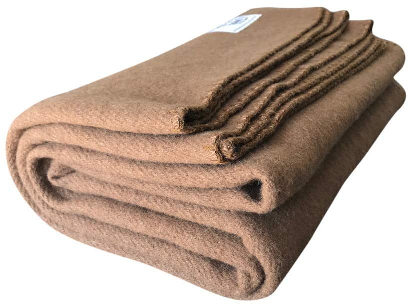 woolly-mammoth-woolen-co-extra-large--wool-camping-blanket-for-cold-weather